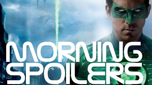 Learn the origin of Green Lantern's mysterious villain. Plus Roberto Orci talks about writing the Star Trek sequel!