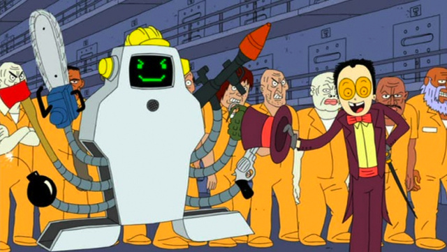 How do you make TV's most criminally insane cartoon? The creators of Adult Swim's Superjail! fill us in