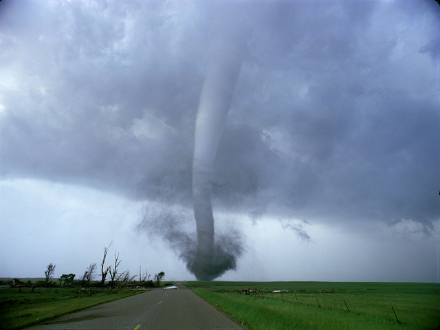 """Tornado Alley"" will take you to the eye of the storm, in IMAX"