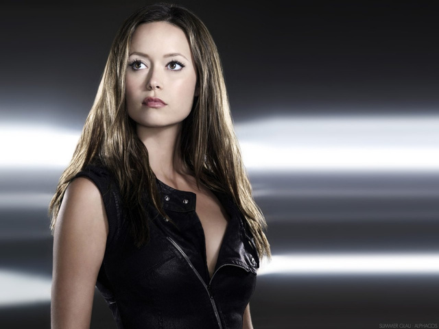 "Seriously, there's no such thing as a ""Summer Glau Curse."""