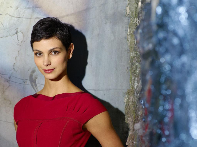 Morena Baccarin: I studied lizard sex videos on Youtube to prepare to play Anna