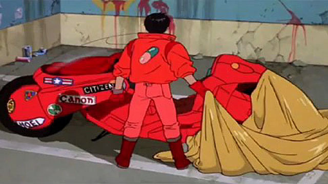 Early script pages reveal what's happening with the American Akira