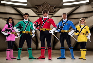 New Power Rangers are no longer color-coded according to their race. Yay!