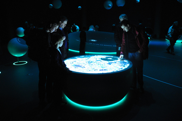 CERN photos look like set pics from the most stylish science fiction film of the year