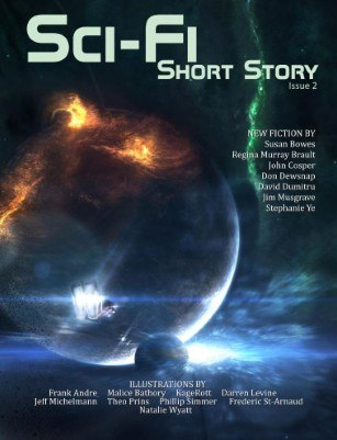 Sci Fi Short Story Magazine - not a scam, just your standard ripoff
