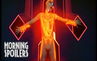 New Tron Legacy trailers take us inside the story, plus amazing Green Lantern poster heads for the stars!