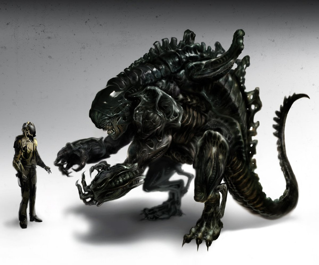 The Weird Creatures We Would Have Met in Aliens: Crucible