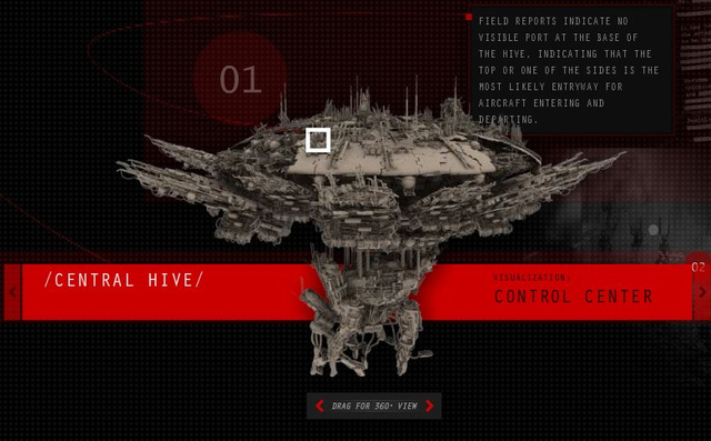 Behold Battle LA's alien hive, weapon system, and creepy insect speech