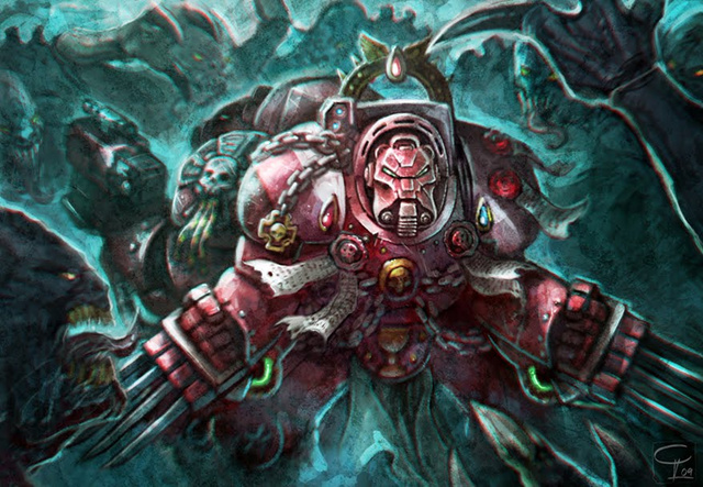 Why aren't you playing Space Hulk: Death Angel right now?