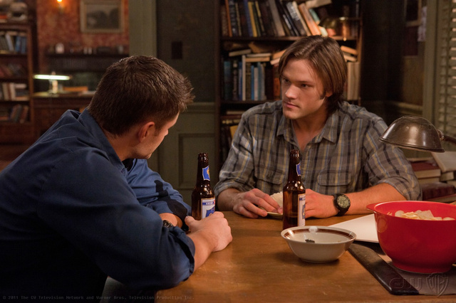 New Supernatural pictures
