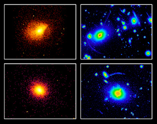 Why aren't galaxies evenly distributed throughout the universe?