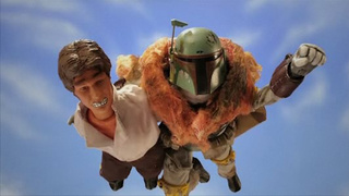 Three best scenes from last nights Robot Chicken Star Wars special
