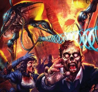 "Latest zombie literary mashup: ""War of the Worlds Plus Blood Guts and Zombies"""