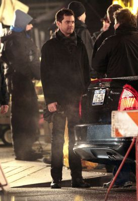 Fringe Behind the Scenes