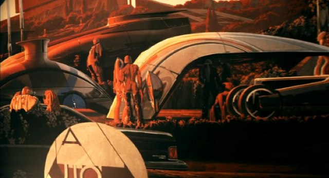 Blade Runner, Tron and Aliens Concept Artist Syd Mead predicts the future