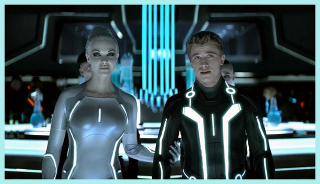 New Tron photos