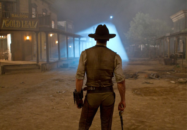 Cowboys & Aliens Images