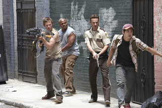 Walking Dead 103 promo pics