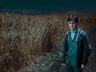 Harry Potter Deathly Hallows 1 Promo Pics
