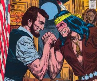 10 insane facts comics taught us about American history