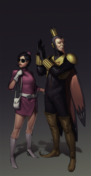 What would the Venture Bros. look like in real life? 10 artists' recreations