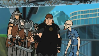 The 15 most ridiculous quotes from The Venture Bros. NYCC press interviews