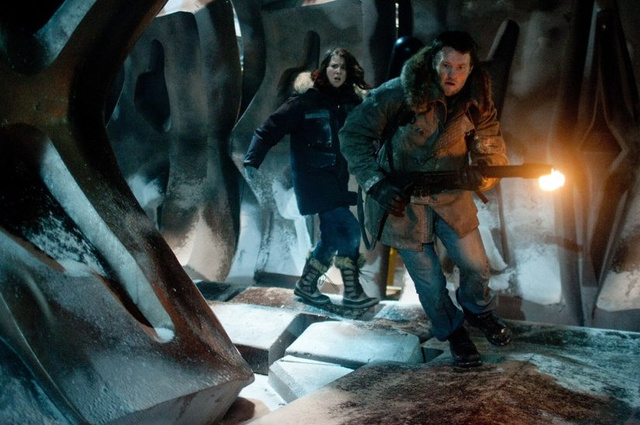First Thing prequel footage cracks open the alien ice block