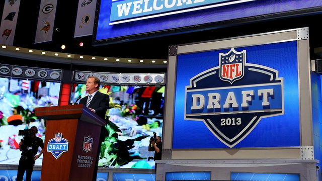 At The NFL Draft, The Bills Take A Leap And Geno Smith Goes Hom…