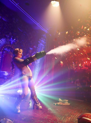 Ladies Of SciFi Burlesque, Los Angeles