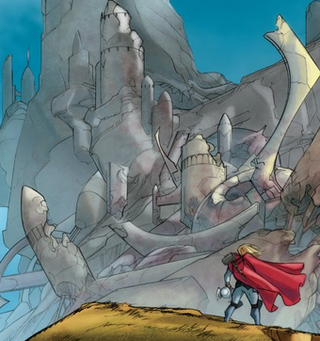 New Thor, vintage horror, and an Elvis impersonator hitman invade Wednesday comics