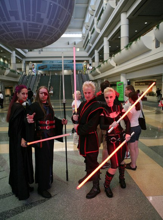 Star Wars Celebration Costumes