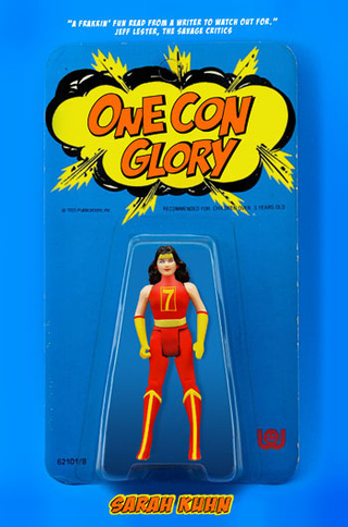 "Geeks find love – and action figures – in ""One Con Glory"""