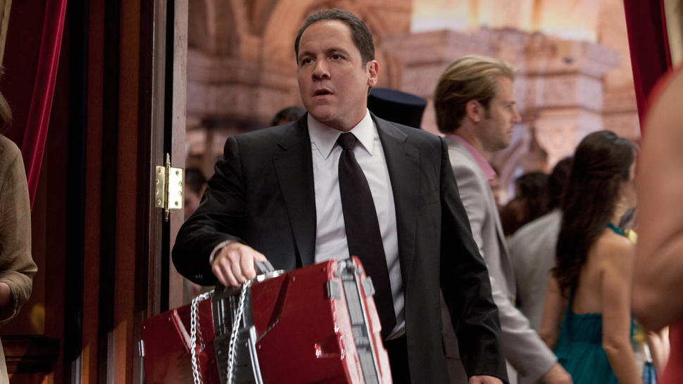 Did Marvel really snub Jon Favreau as director of The Avengers?