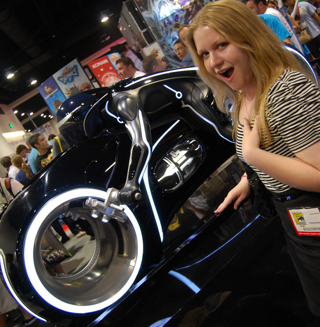 Comic Con 2010 wrap-up: The shiniest things we saw in San Diego!