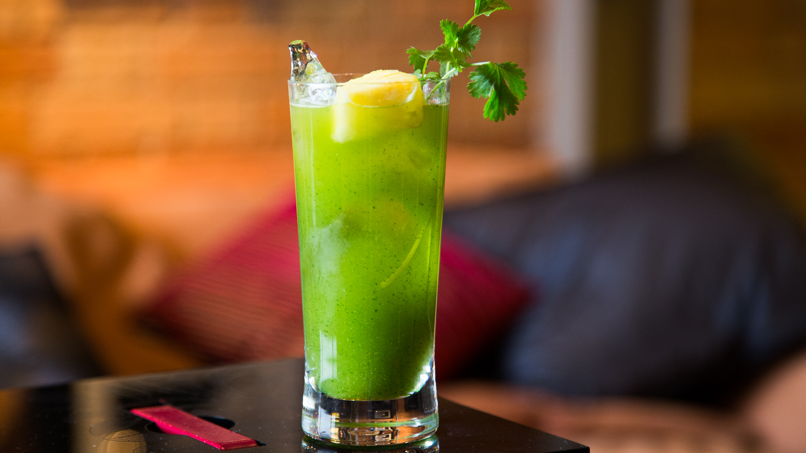 The brunch cocktail that puts bloody marys to shame for Green apple mixed drinks