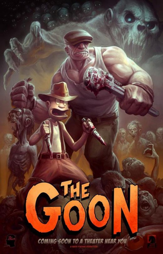 The Goon gets a gorgeously gruesome, epically absurd trailer
