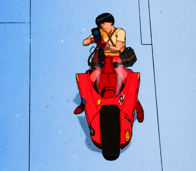 The psychokinetically gorgeous animation of Akira