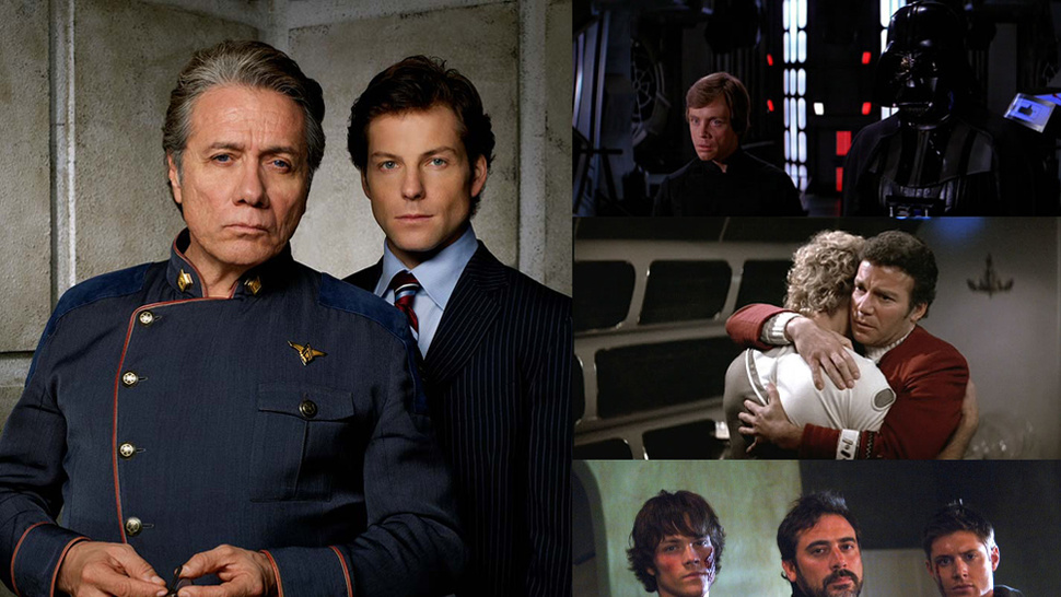 From here to paternity: Scifi's best and worst fathers