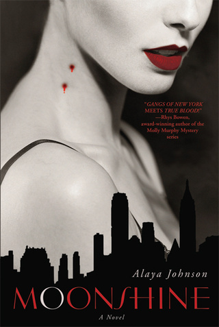 Jazz Age New York Is Full of Vampires in Alaya Johnson's Moonshine