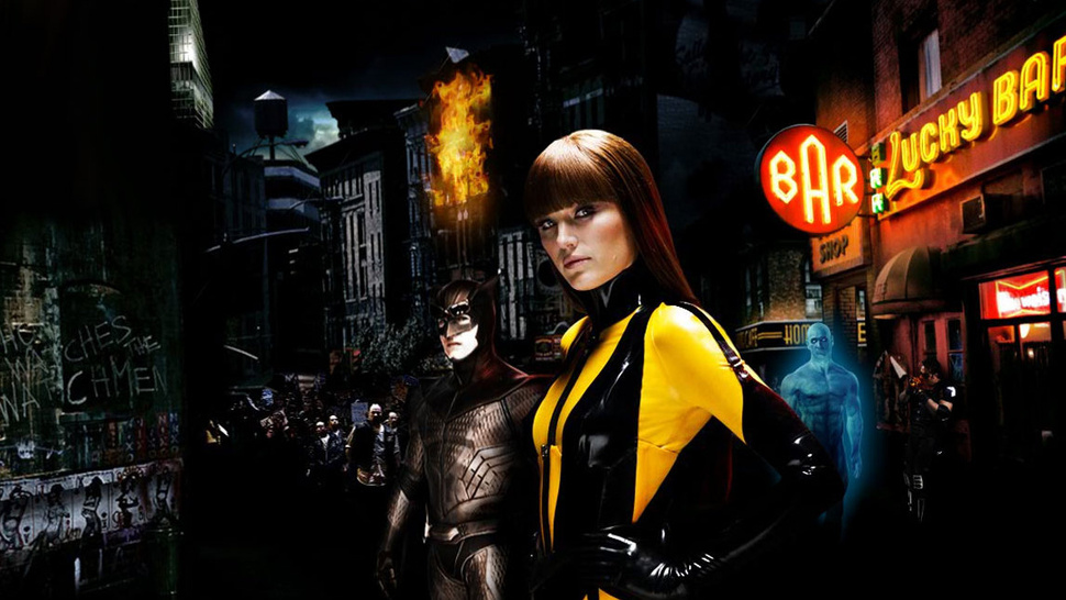 Could the Avengers approach have worked for Watchmen?