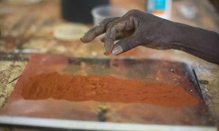 58,000-year-old glue and paint factory found in Africa