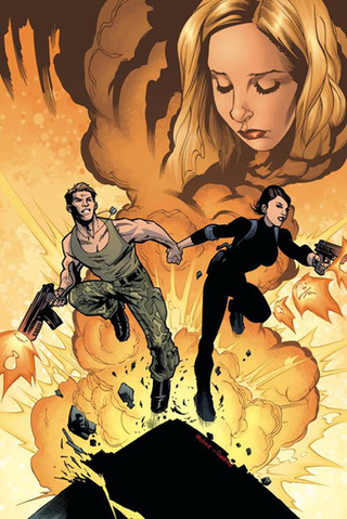 "Buffy's Wishy-Washiest Boyfriend Makes a Comic Book Comeback in ""Riley One-Shot"""