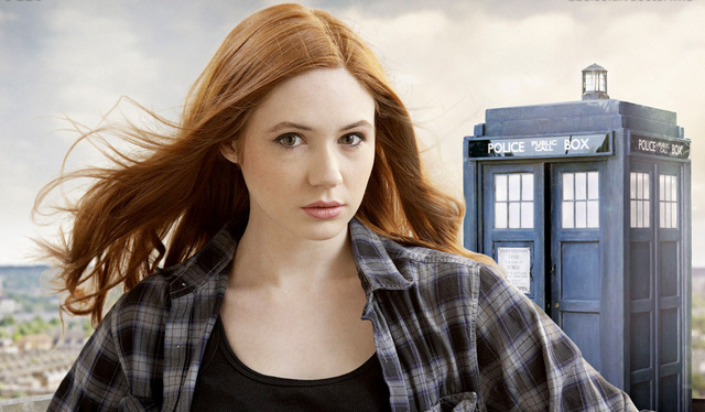 Doctor Who's Karen Gillan Hopes She Doesn't Get Superpowers