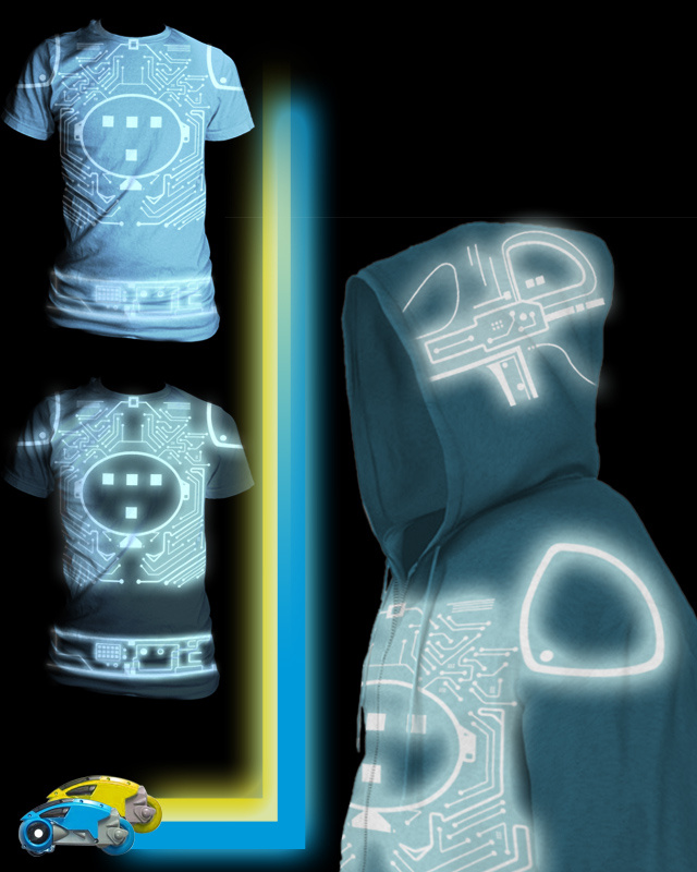 The Only Tron Hoodie You Will Ever Need