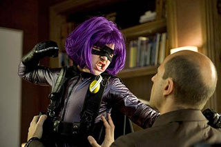 Kick-Ass Knows Superhero Fans Are Masochists