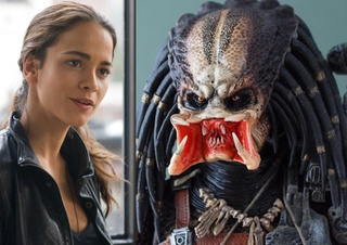 Alice Braga: The New Predators Are The Darkest Yet