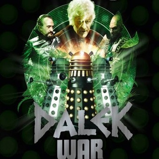 The Dalek War DVDs Are Lovely, Exterminating Hell