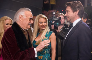 And The Cameo Oscar Goes To... Stan Lee!