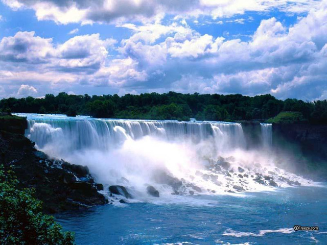 The Year The Army Stopped Niagara Falls