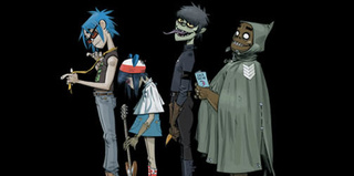 Why Gorillaz Should Be Science Fiction's Favorite Band
